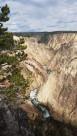 Grand View vue sur la Yellowstone River