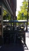 Petit café de Seattle